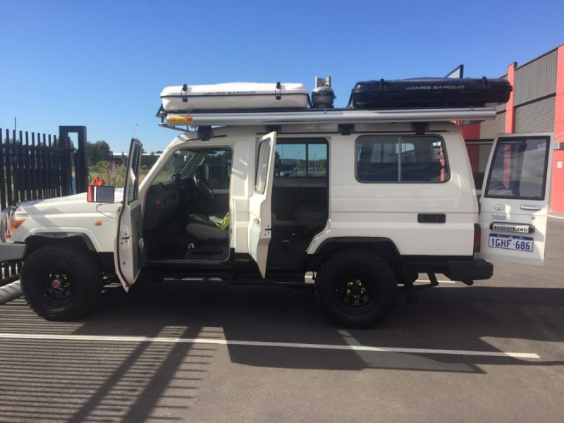 Family Troopy - WA Experts