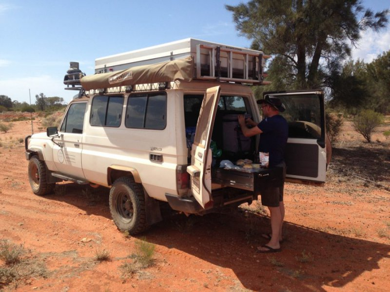 Troopy - Great Central Road - WA Experts