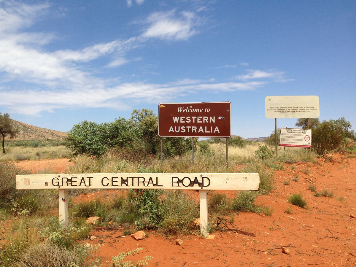 Great Central Road - WA Experts
