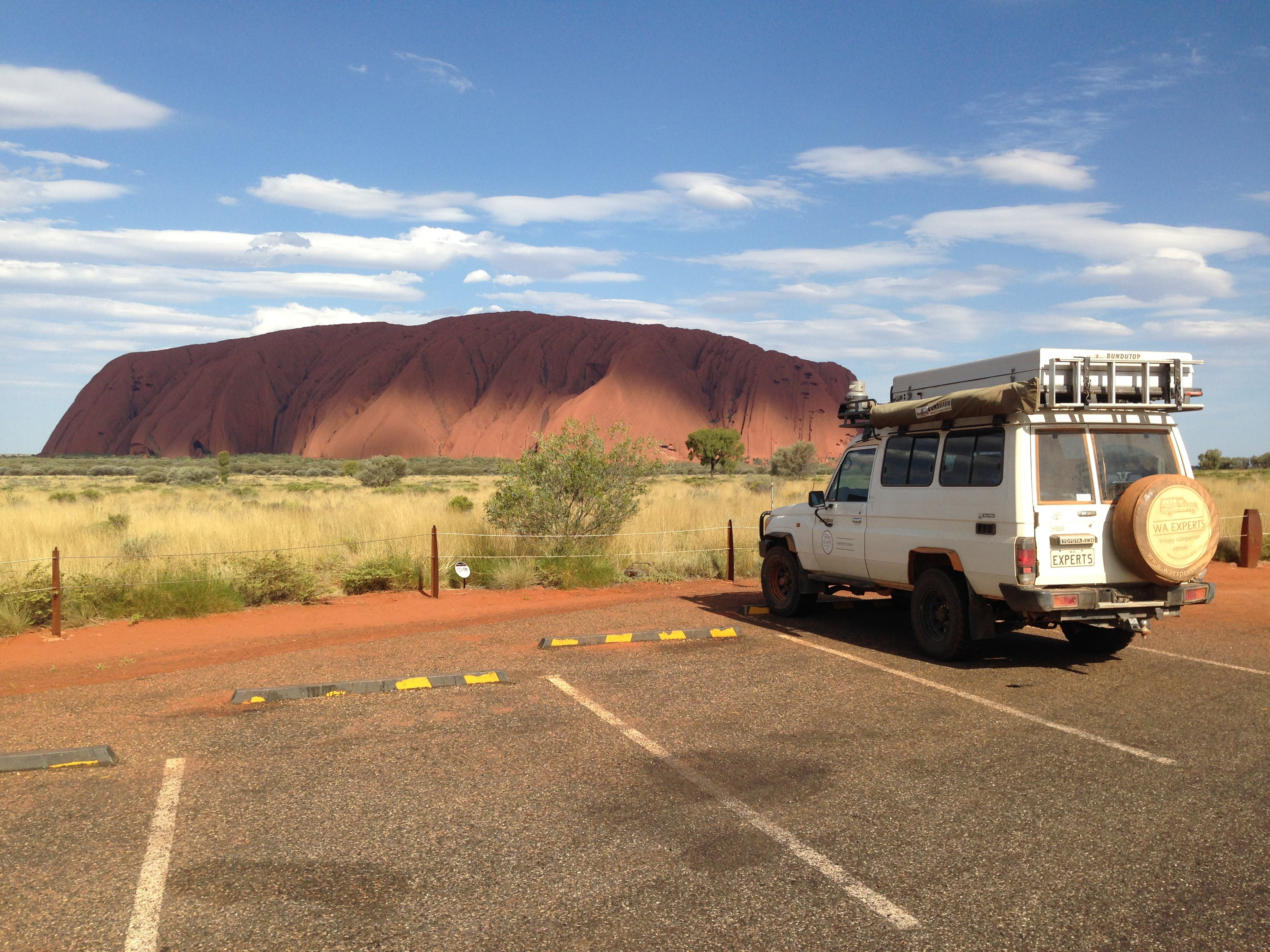 Uluru Ayers Rock - WA Experts